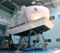 Baltic Aviation B737 Simulator