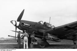 Flugzeug Junkers Ju 87
