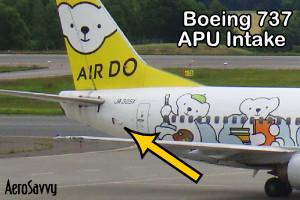 737APU-intake