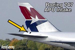 747APU-intake