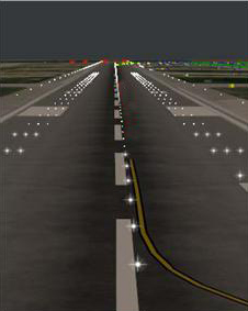 Runway Centerline Lights - Airport Lights - AeroSavvy