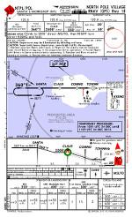 Jeppesen Santa Chart