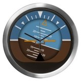 attitude_modern_wall_clock