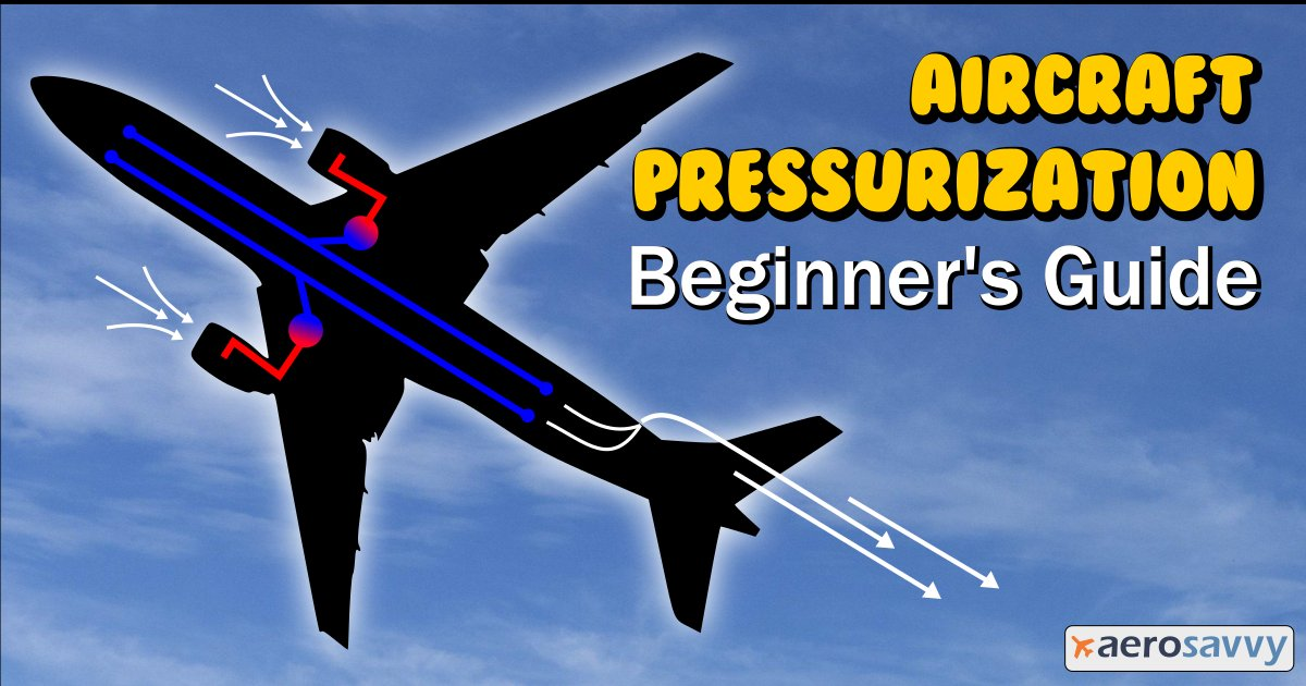 Aircraft Pressurization Beginner S Guide Aerosavvy