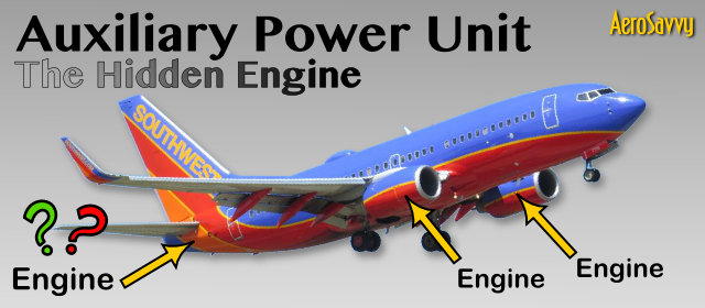 AeroSavvy Top 2016 Auxiliary Power Unit