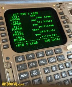 FMC - Air Navigation Name Nonsense