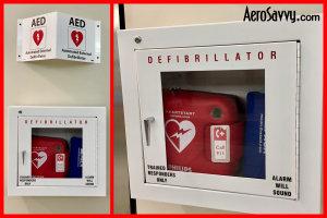 AeroSavvy Airport Bingo AED